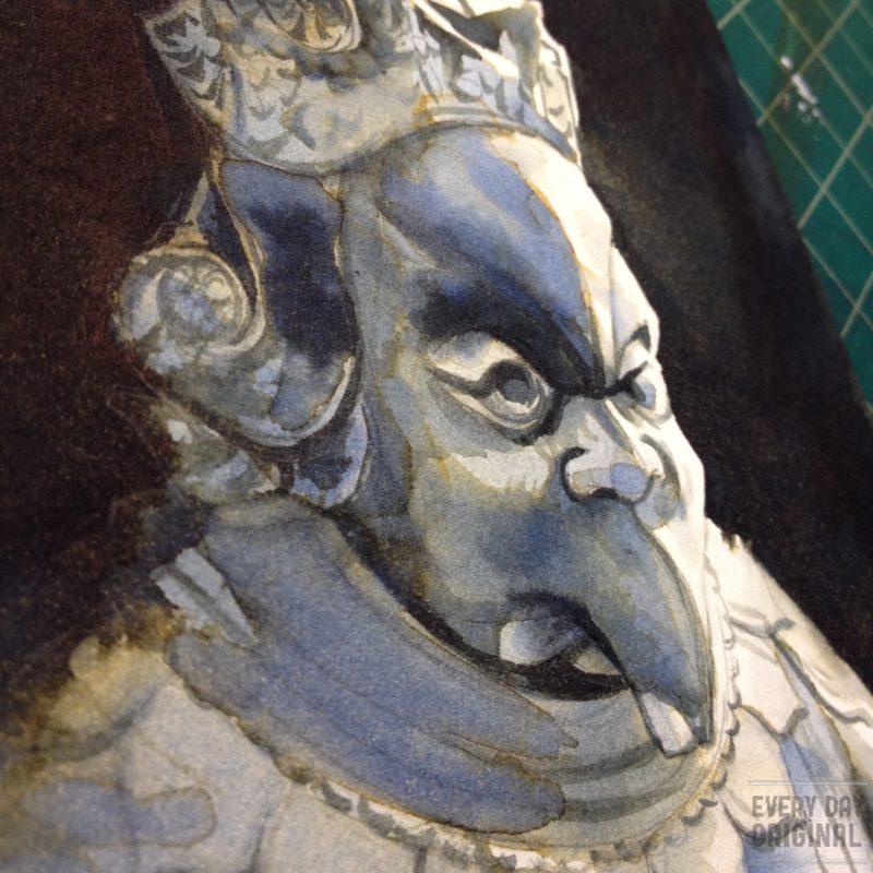 """Wat Arun "" by Michael Marsicano"