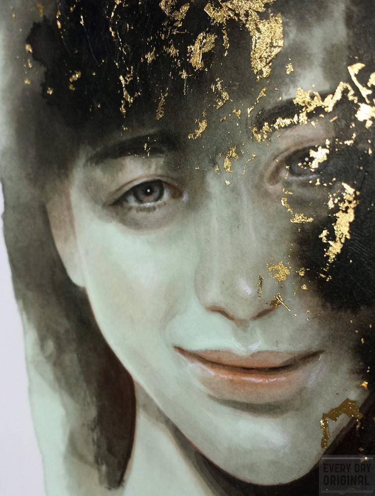 Study 14 by Tran Nguyen