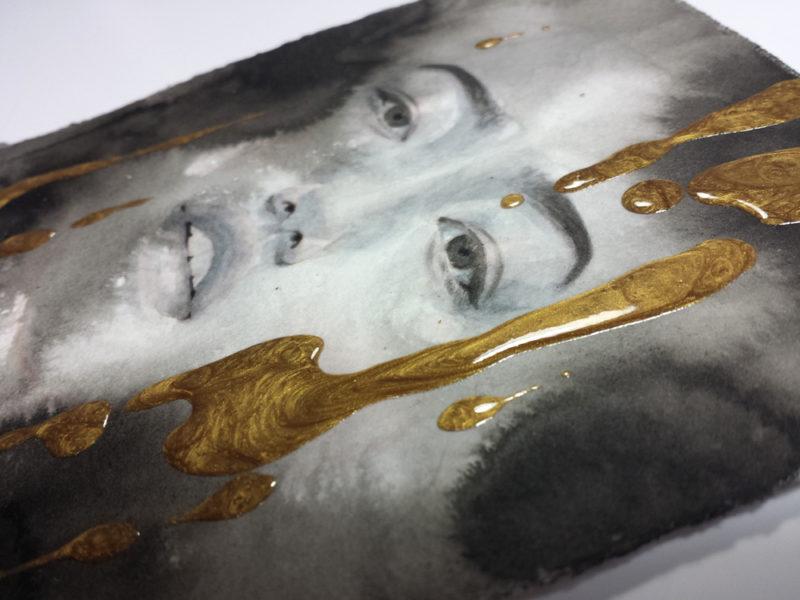 Study #24 by Tran Nguyen