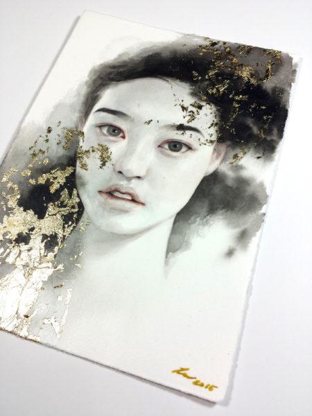 Study #26 by Tran Nguyen