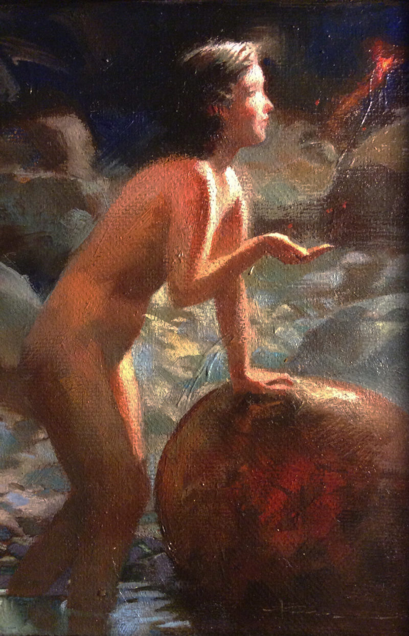 The Sibyl #6