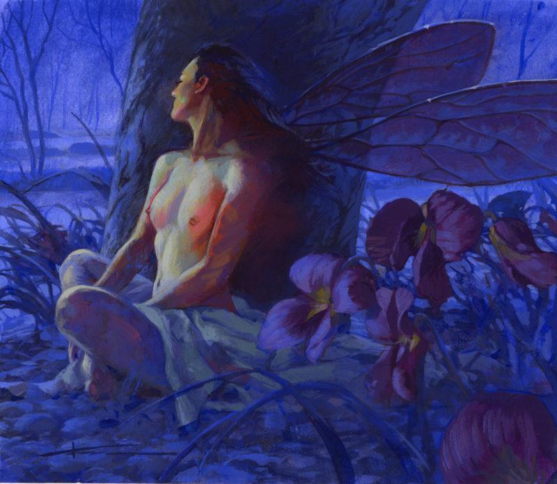 Spirit of the Violets
