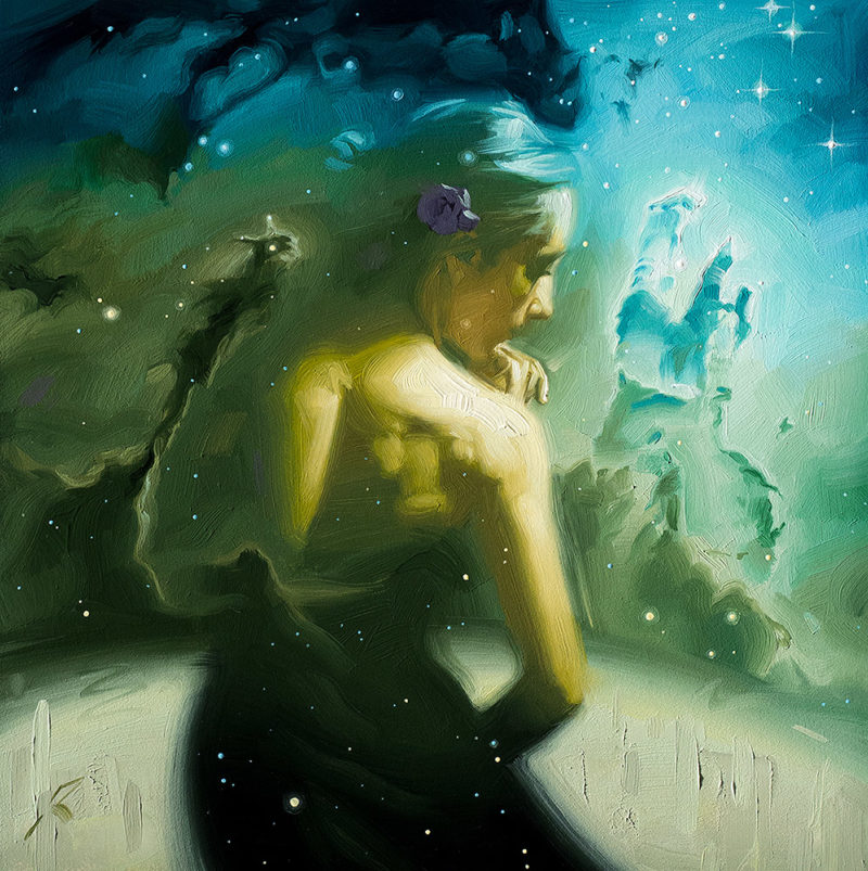 Stardust 4 by Rob Rey