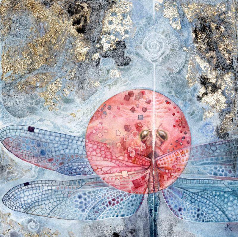 Seeking Blue by Stephanie Law