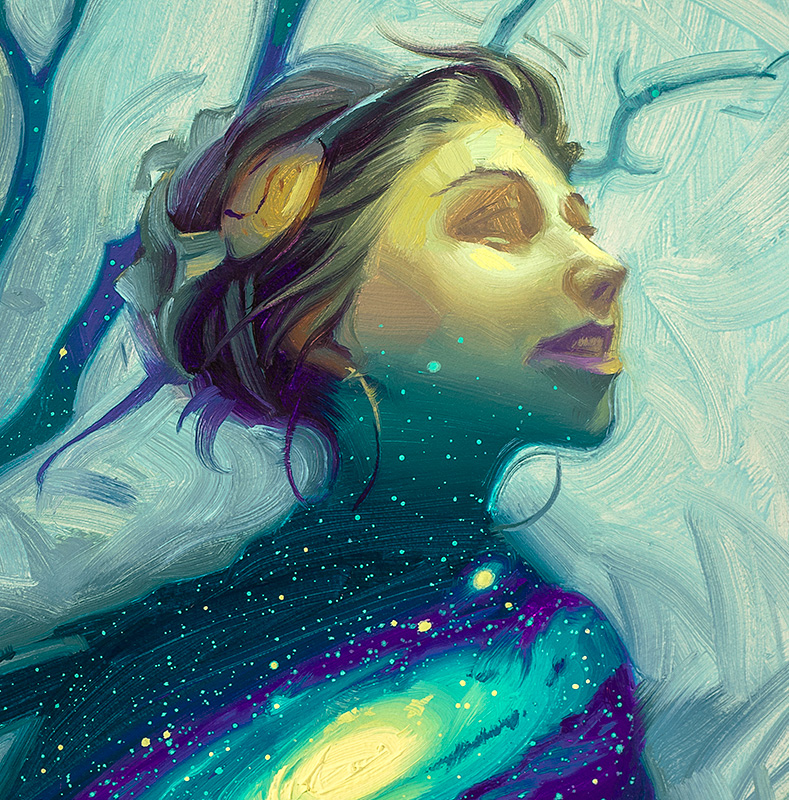 Stardust Series by Rob Rey