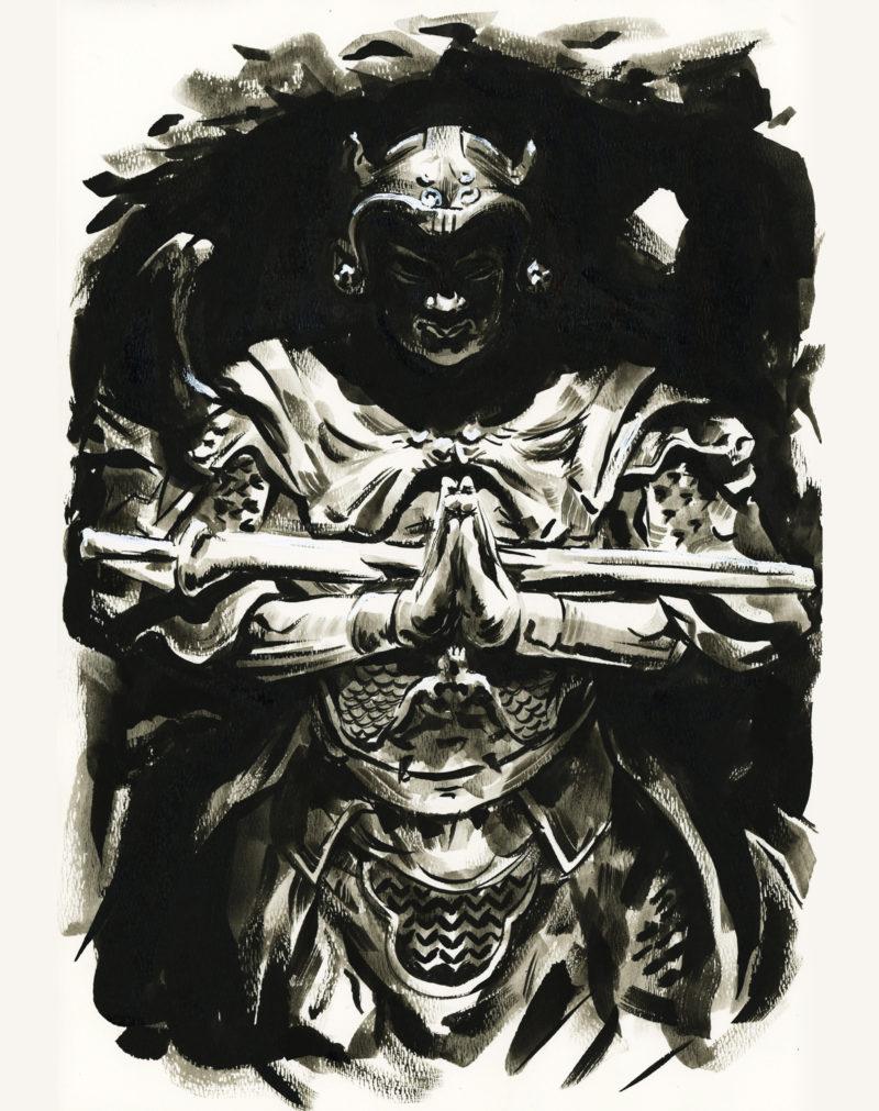 """Eastern Hush"" by Michael Marsicano"
