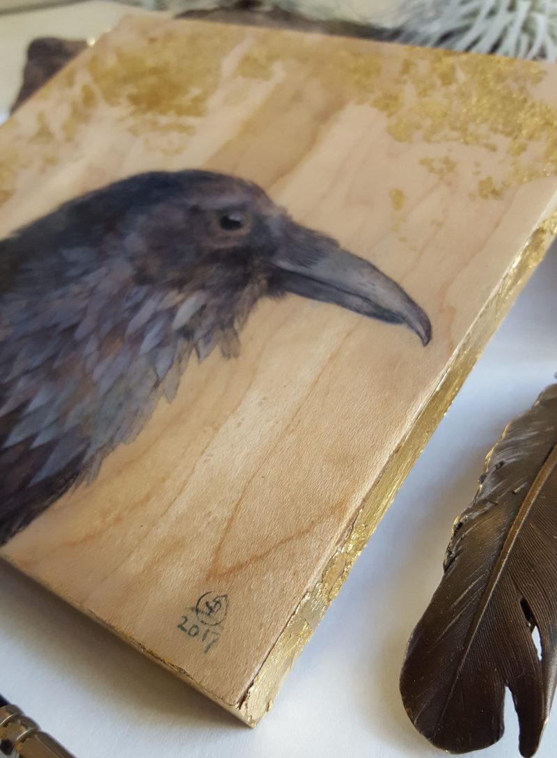 """Raven"" by Stephanie Law"