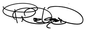 Terese Nielsen signature