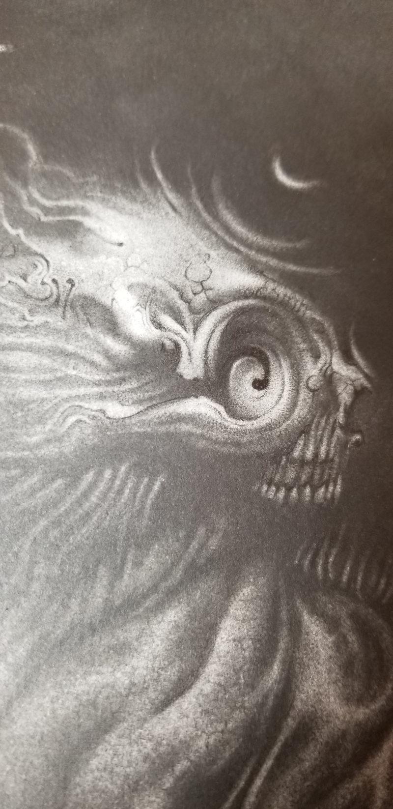Allen Williams Graphite drawing