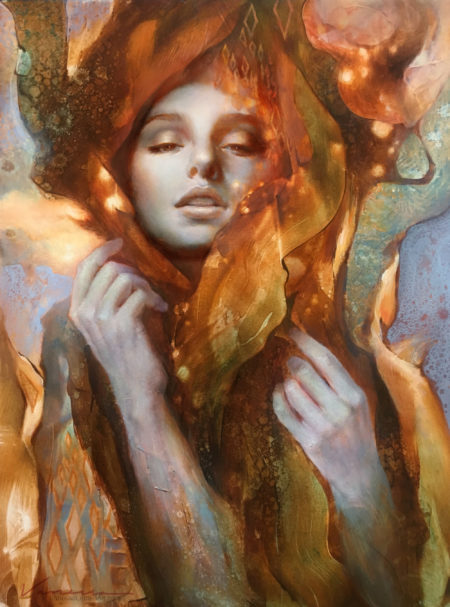 Gaia by Vanessa Lemen