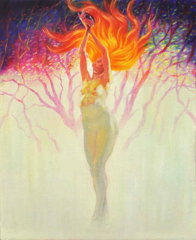 """""""Persephone"""" by Billy Norrby"""
