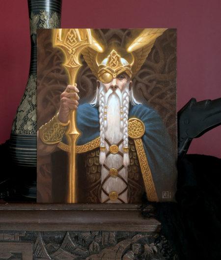 Odin by Alex Stone