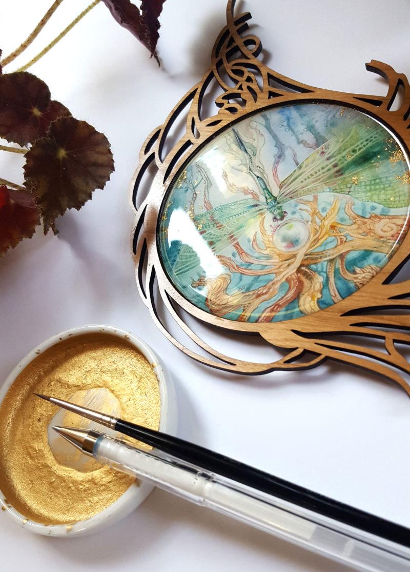 Mosaic by Stephanie Law