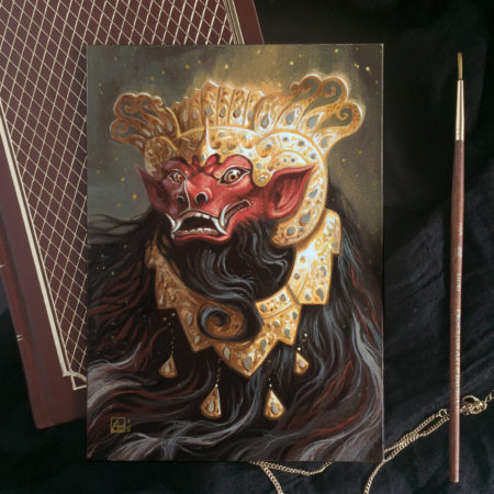 Barong by Alex Stone
