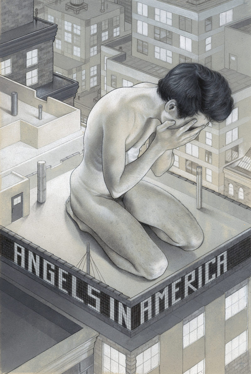 """""""Angels In America"""" by Charles Chaisson"""