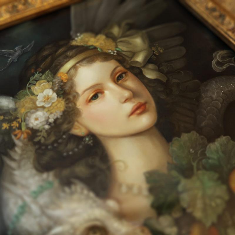 Annie Stegg Gerard Stolen Harvest EDO Auction
