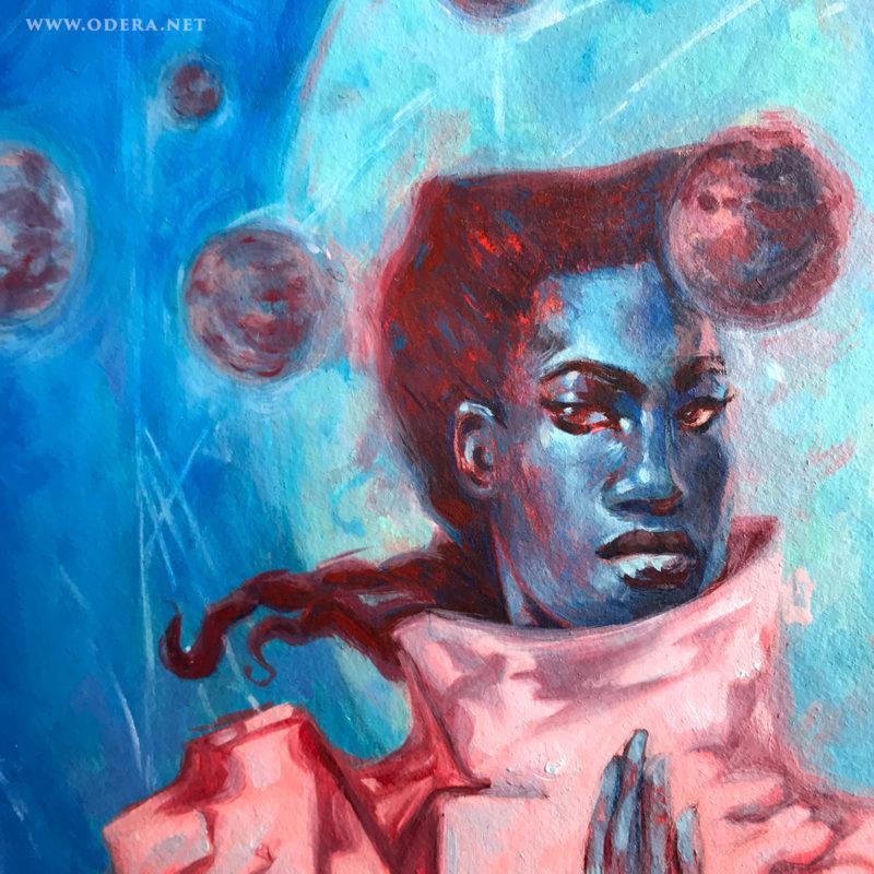 Odera Igbokwe - The Ori The Connector - EDO Odyism