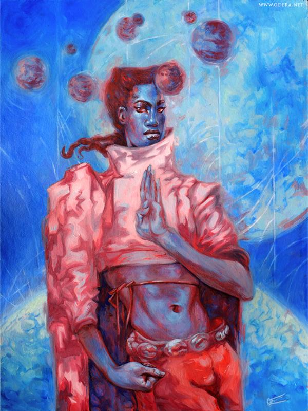 Odera Igbokwe - The Ori - Odyism EDO