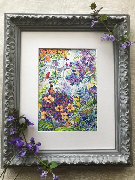 """The Joy of Spring"" by Ania Mohrbacher"