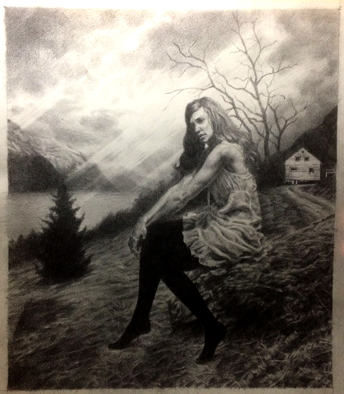 """""""Norwegian Gothic"""" by Billy Norrby"""