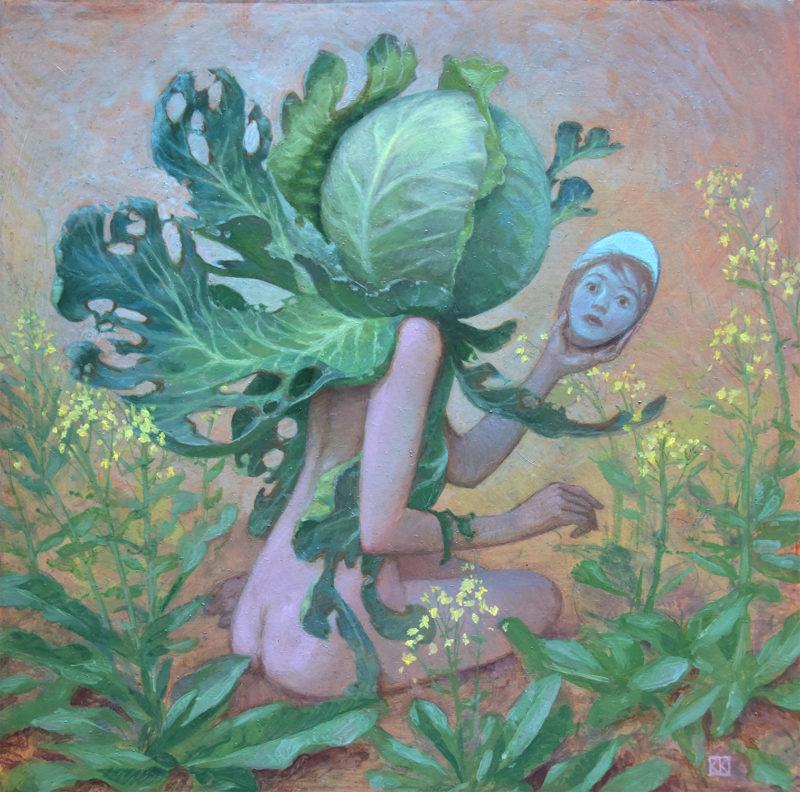 """Brassica"" by Kristin Kwan"