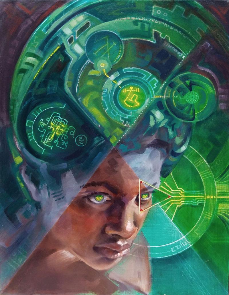 """Medusa's Gaze"" by Dan Cohen"
