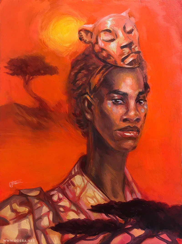 Odera Igbokwe The Lion King