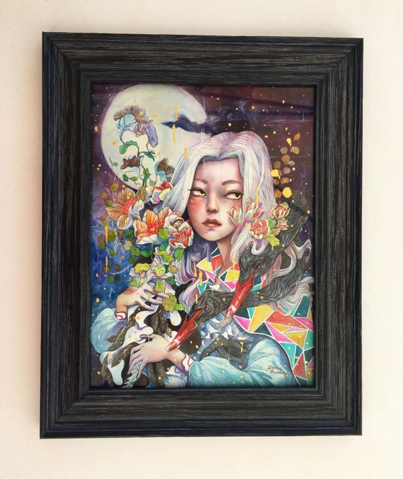Daria Theodora Auction EDO