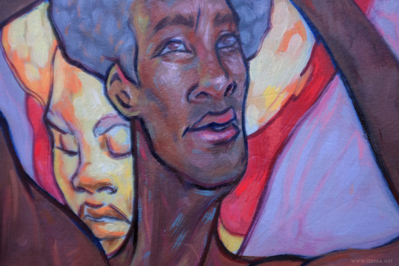 Odera Igbokwe - Sun Kissed Icarus