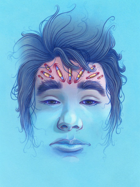 """Demonic Perspectives"" by Aedan Roberts"