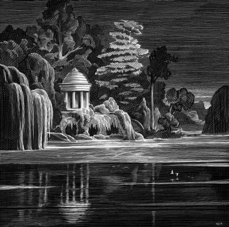 The Romantic Temple