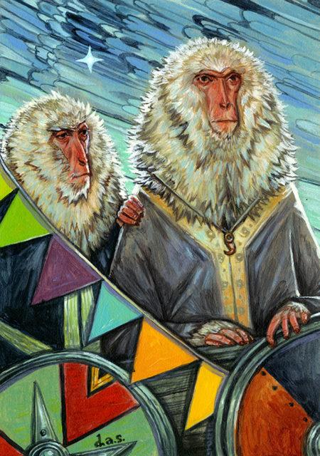 """Voyagers"" by Danny Schwartz"
