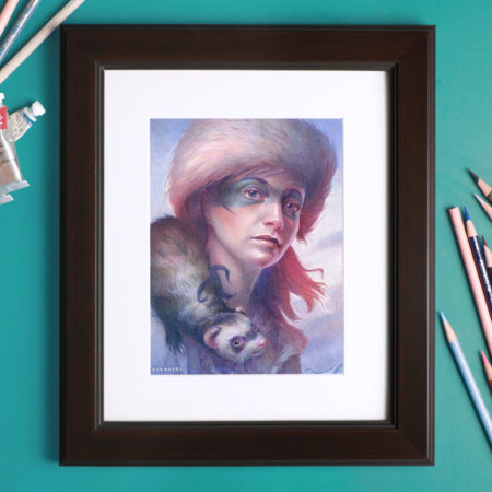 """Bandits"" - by Christine Kornacki"