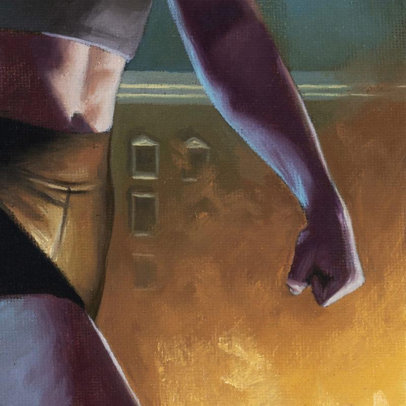 Matthew Huntley- Conflagration Detail Shot 1