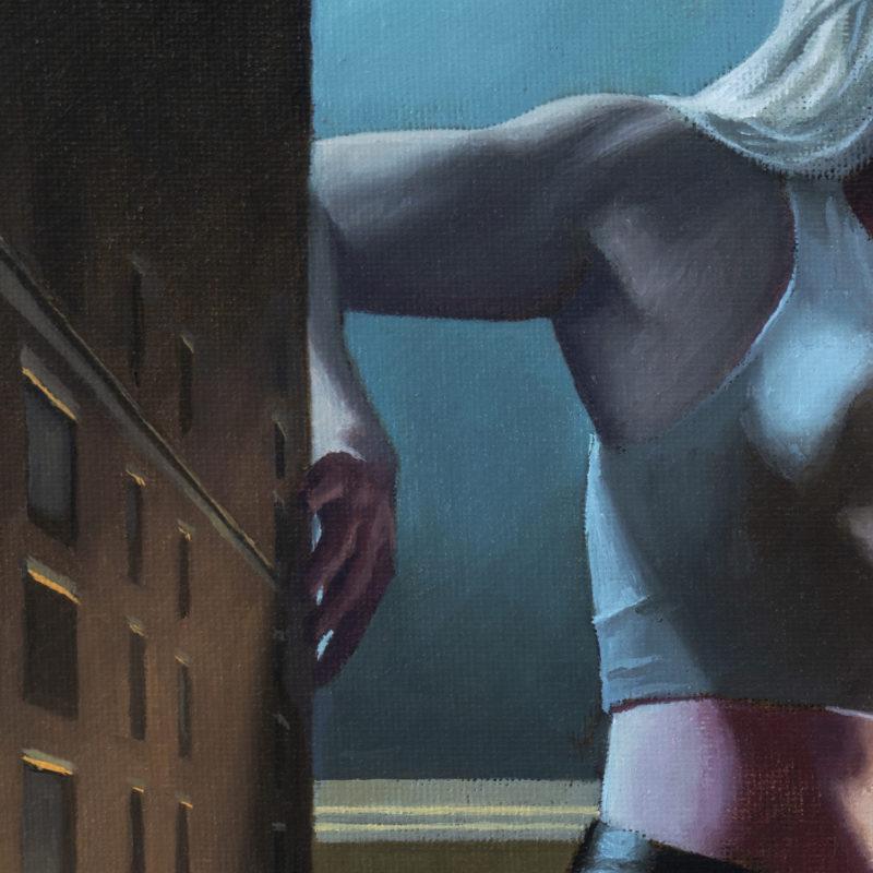 Matthew Huntley- Conflagration Detail Shot 3