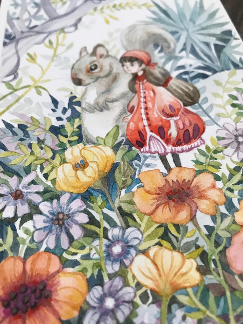 """Companions"" - by Ania Mohrbacher"