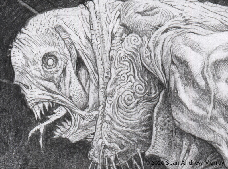 Arcaenic Symbiosis - Detail 01