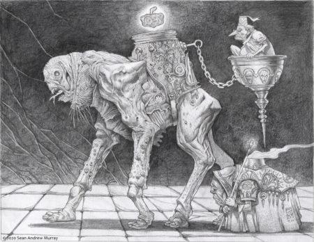 Arcaenic Symbiosis - Full Drawing
