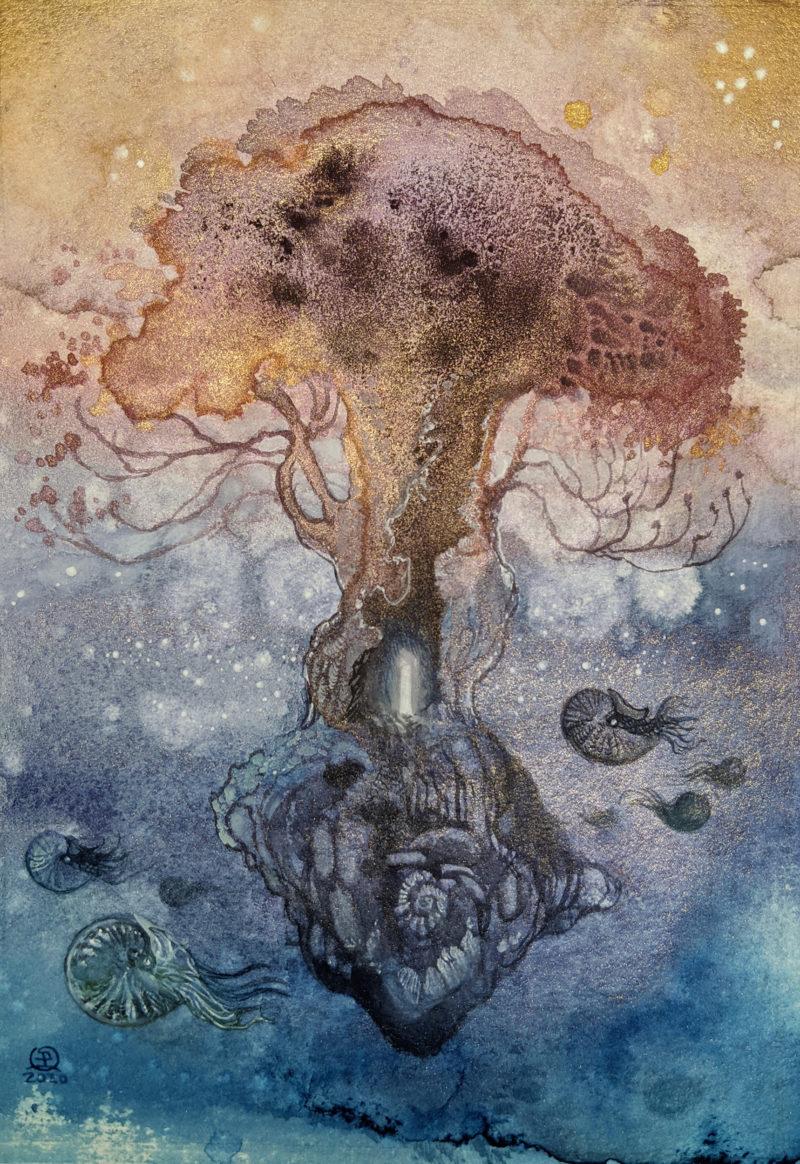 Stillness, by Stephanie Law