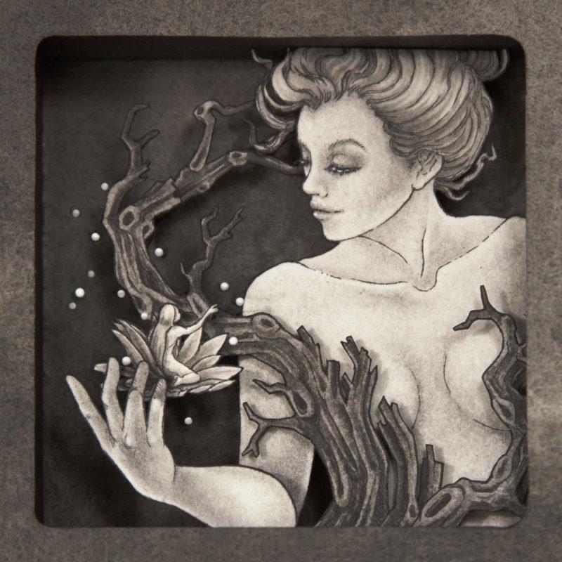 """Behold"" - by Daria Aksenova"
