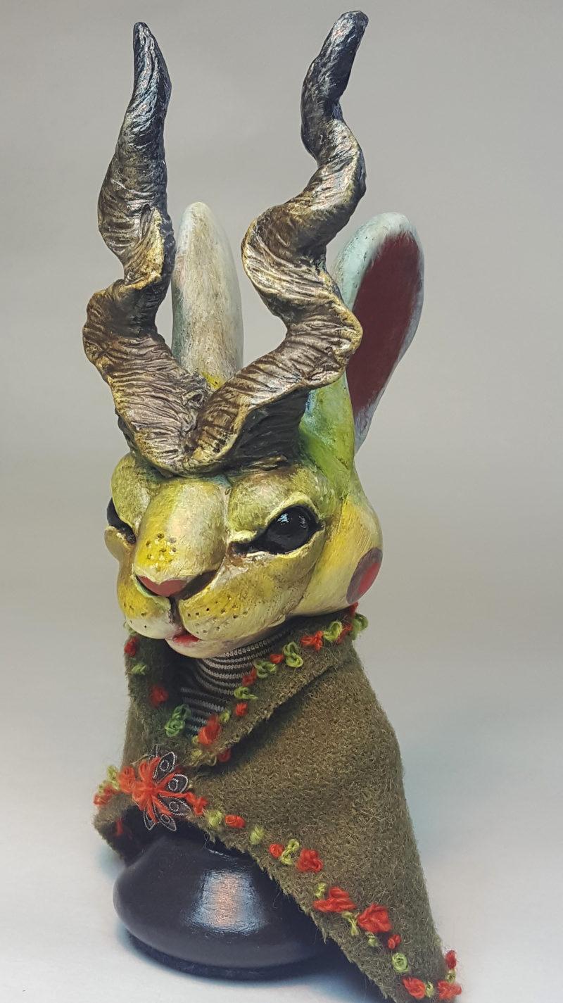 Kaspar the jackalope