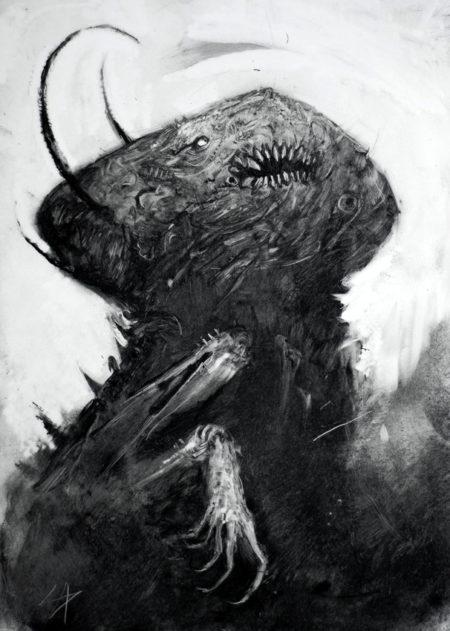 Lovecraftania by Sam Amaya