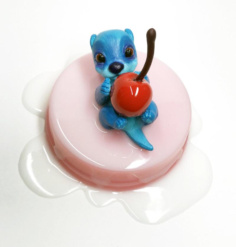 """""""Strawberries and Cream Cherry Baby""""- by Corina St Martin"""