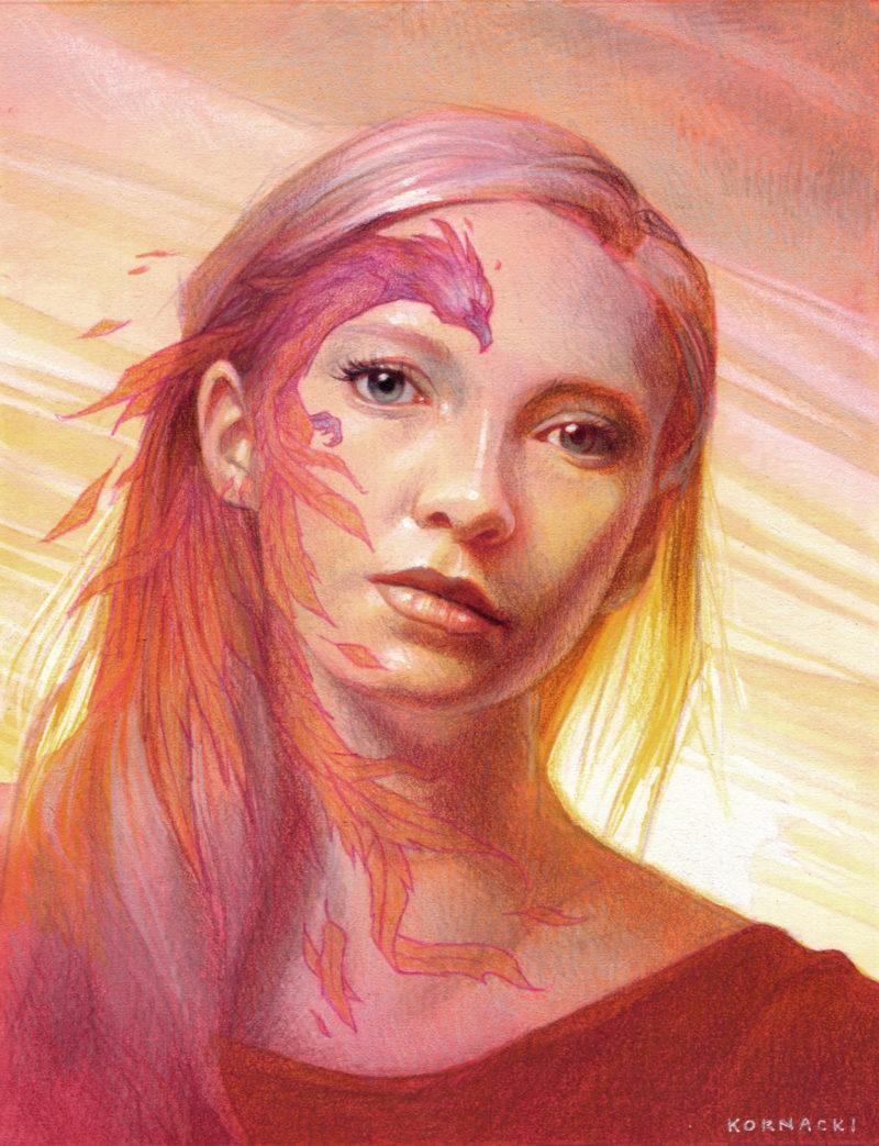 """""""First Light"""" - by Christine Kornacki"""
