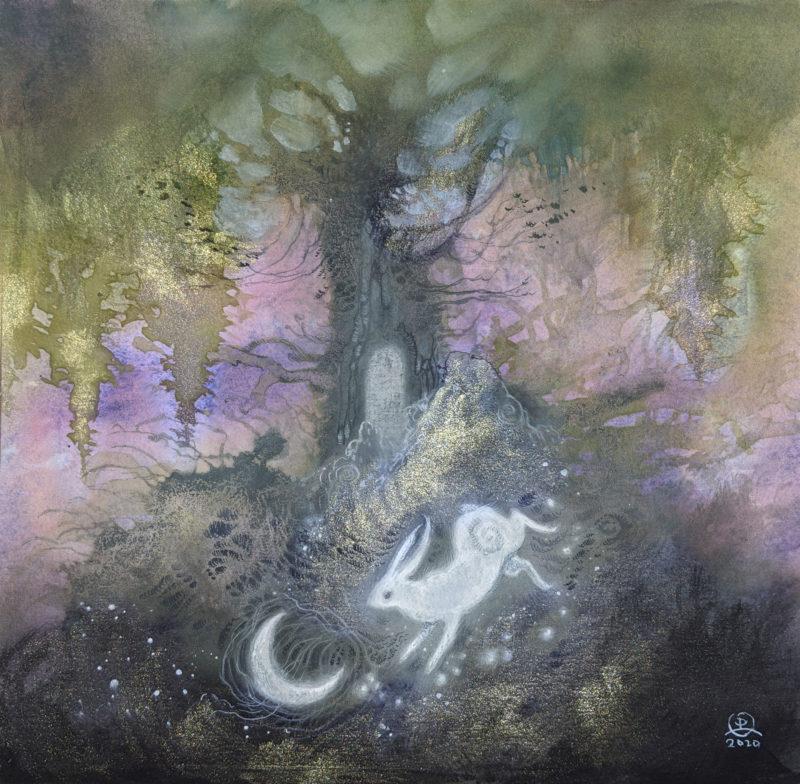 Moon Rabbit by Stephanie Law