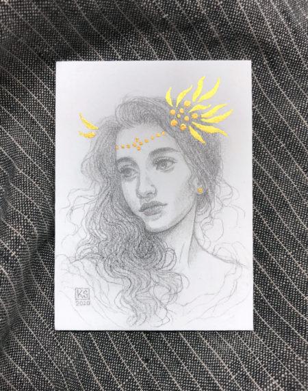 """Phoebe"" by Kaysha Siemens"
