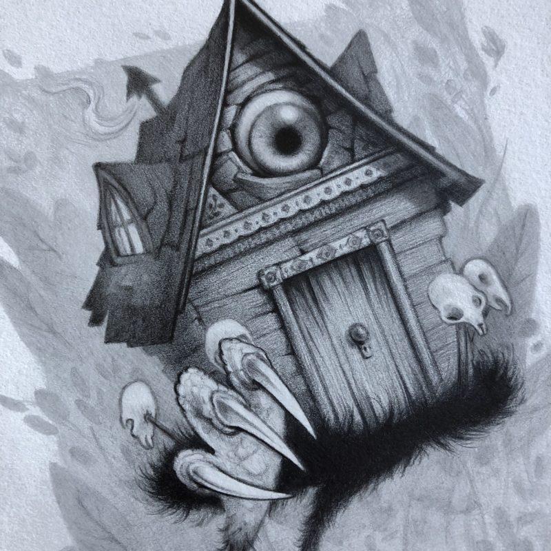 """""""Terror in the Garden"""" - by Melissa Sue Stanley"""