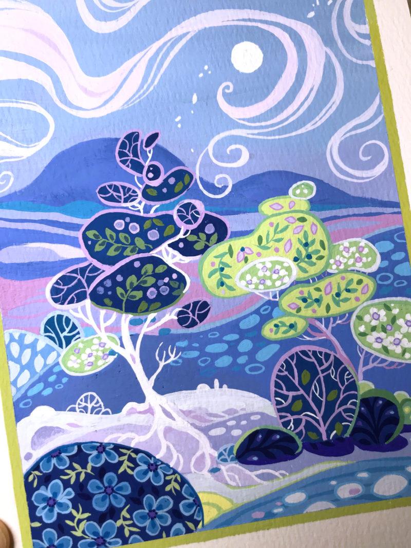 """Winter Breeze"" by Ania Mohrbacher"