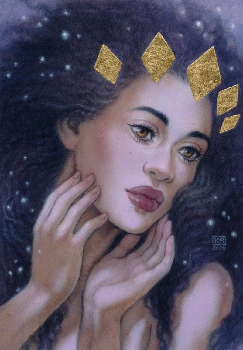 """""""Zoraida"""" by Kaysha Siemens"""