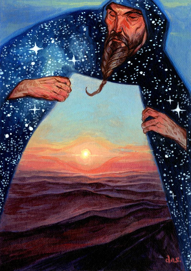 """""""Dawn"""" -- by Danny Schwartz"""
